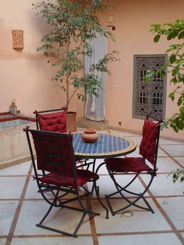 Riad Zahr, Marrakech, Morocco, Instant World Booking receives top ratings from customers and hotels as a trustworthy and reliable travel booking site in Marrakech