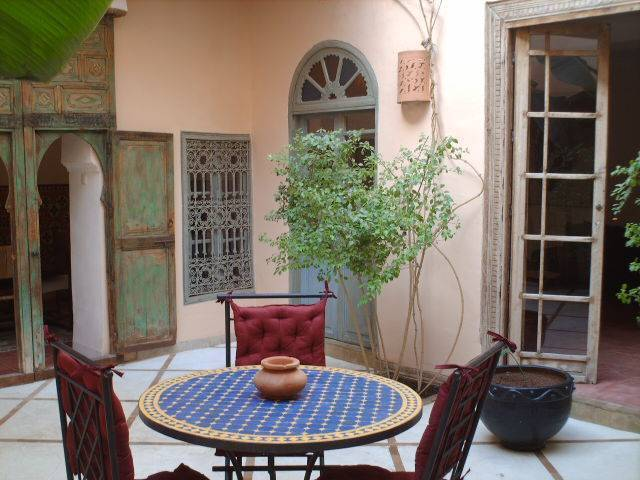 Riad Zahr, Marrakech, Morocco, Morocco hotels and hostels