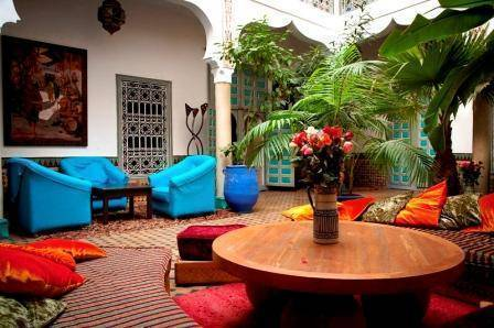 Riad Zinoun, Marrakech, Morocco, Morocco hotels and hostels