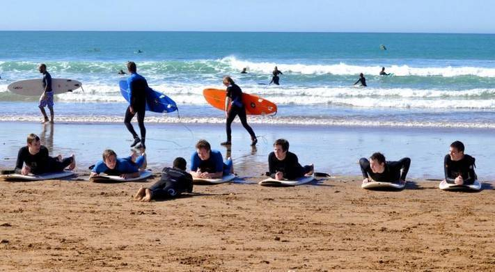 Surf House Morocco, Tamraght Ouzdar, Morocco, backpackers hostels hiking and camping in Tamraght Ouzdar
