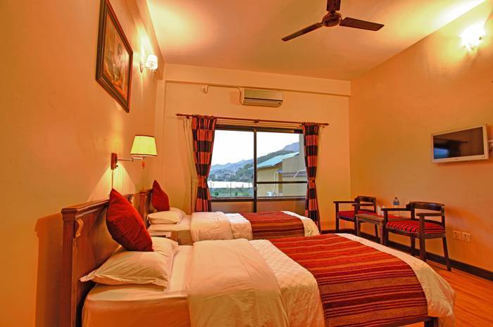 Hotel Lakefront, Pokhara, Nepal, coolest hostels and backpackers in Pokhara