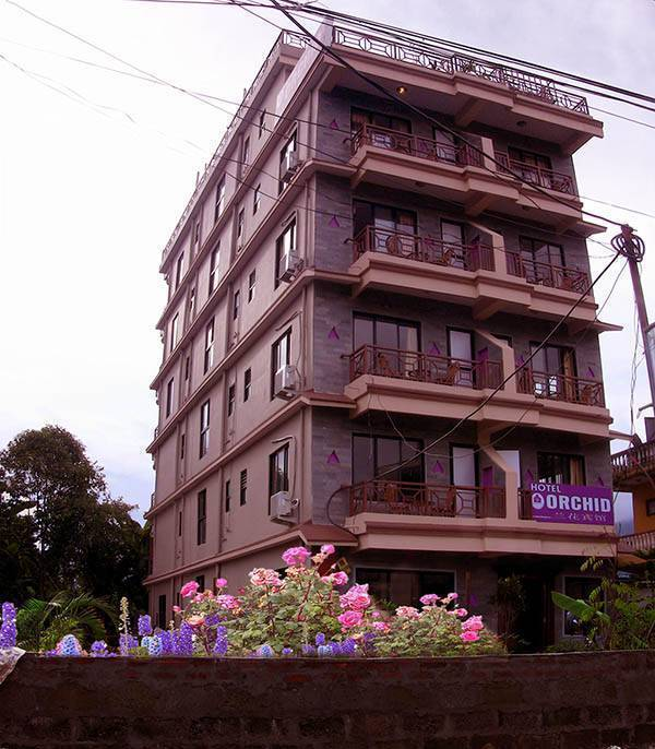 Hotel Orchid, Pokhara, Nepal, Nepal hotels and hostels
