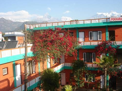 New Pokhara Lodge, Pokhara, Nepal, Nepal hotels and hostels
