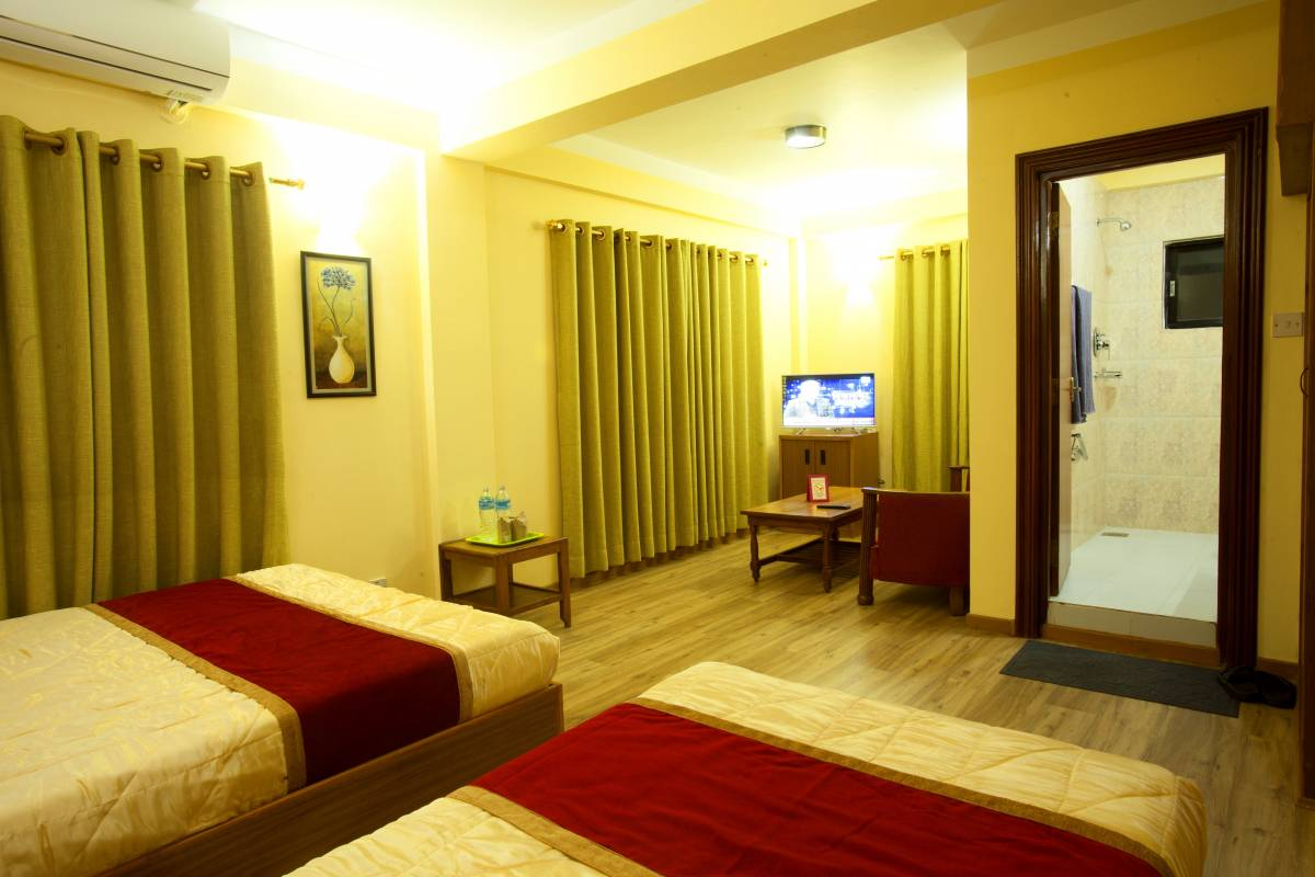 Royal Astoria Hotel, Kathmandu, Nepal, Nepal hotels and hostels