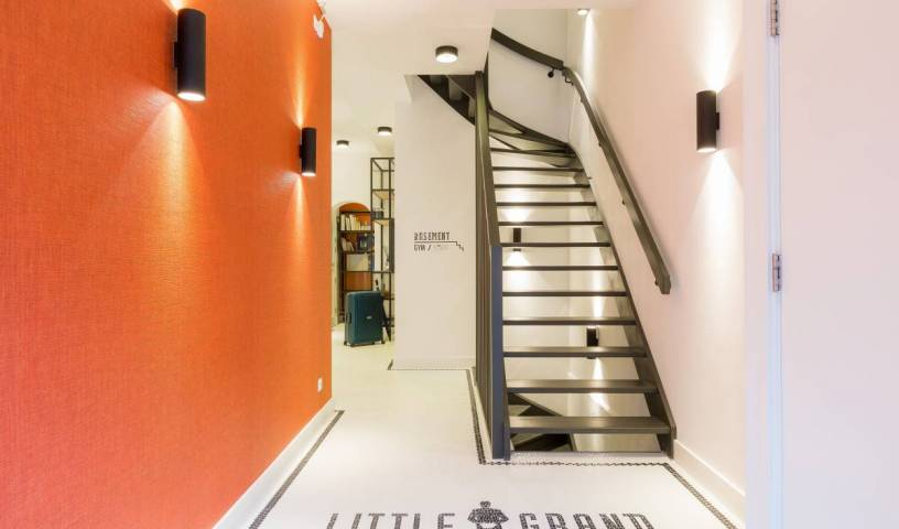 Hotel Little Grand - Search for free rooms and guaranteed low rates in Eindhoven 18 photos