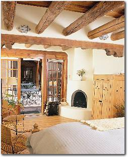 Hacienda Nicholas, Santa Fe, New Mexico, New Mexico hotels and hostels