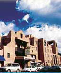 La Fonda, Santa Fe, New Mexico, New Mexico hotels and hostels