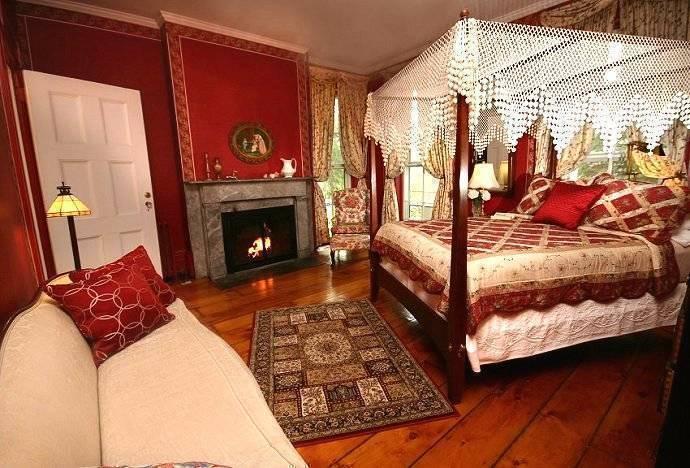 Cromwell Manor Inn, Cornwall, New York, Khách sạn với bếp và lò vi sóng trong Cornwall