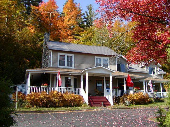 Willkommen Hof Bed and Breakfast, Wilmington, New York, New York hotels and hostels