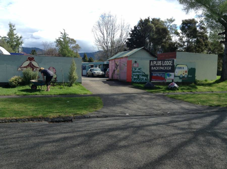 A Plus Backpackers Lodge, Turangi, New Zealand, New Zealand Hotels und Herbergen
