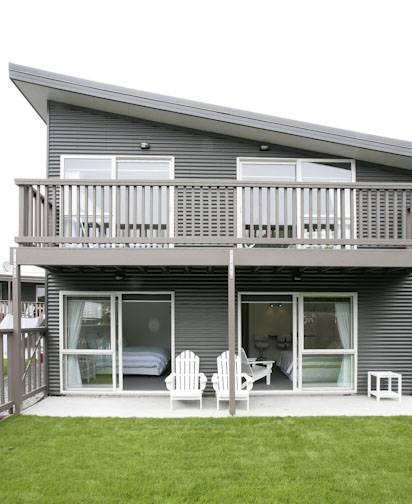 At The Beach, Christchurch, New Zealand, New Zealand Hotels und Herbergen