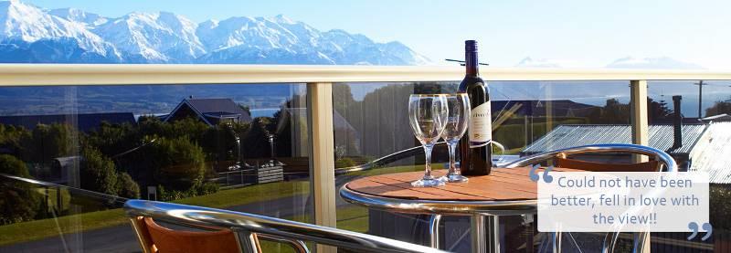 Austin Heights Bed and Breakfast, Kaikoura, New Zealand, New Zealand Hotels und Herbergen