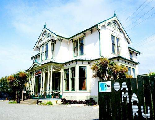 Chillawhile Backpackers Art Gallery, Oamaru, New Zealand, New Zealand Hotels und Herbergen