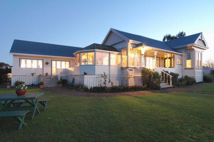 Cotswold Cottage Country House, Thames, New Zealand, New Zealand Hotels und Herbergen