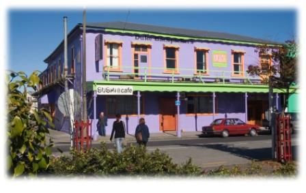 Duke Backpackers, Greymouth, New Zealand, New Zealand hotele i hostele