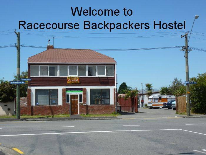 Racecourse Backpackers Hostel, Christchurch, New Zealand, New Zealand Hotels und Herbergen