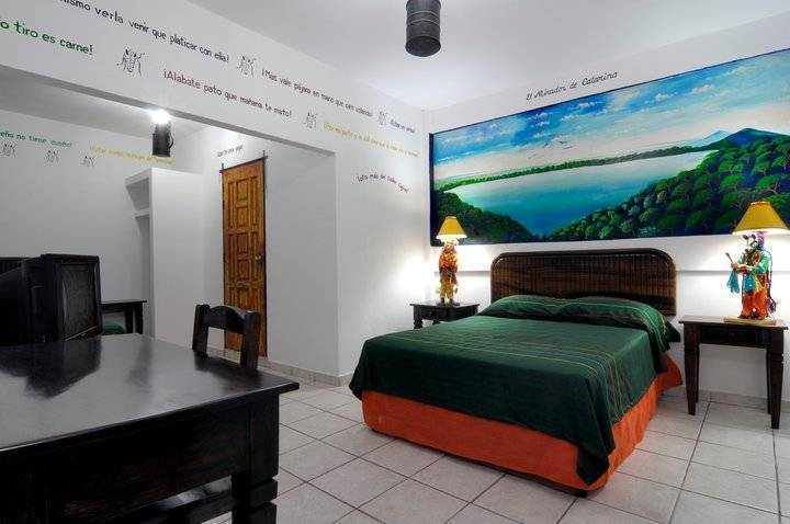 Hotel Gueguense, Managua, Nicaragua, cities with the best weather, book your hotel in Managua