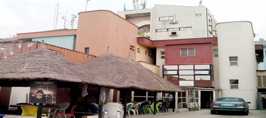 Frontier Guest Inn, Ikeja, Nigeria, Nigeria hotels and hostels