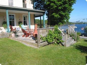 The Sword And Anchor, Chester, Nova Scotia, hostels, backpacking, budget accommodation, cheap lodgings, bookings in Chester
