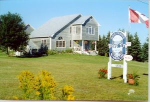 Tides In Guest Suites, Hall's Harbour, Nova Scotia, Nova Scotia hotels and hostels
