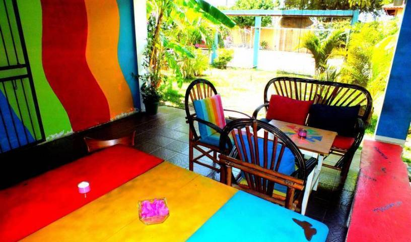 Hostal Acuarela - Search available rooms for hotel and hostel reservations in Farallon 33 photos