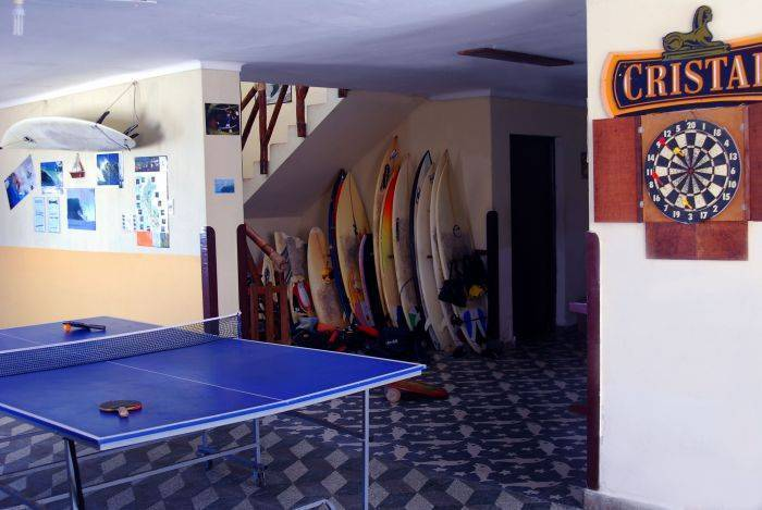 A Bravo Surf Camp, Lima, Peru, best hotels and bed & breakfasts in town in Lima