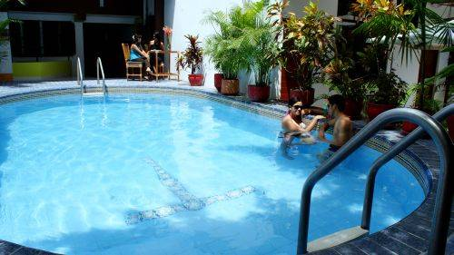 Amazon Apart Hotel, Iquitos, Peru, what are the safest areas or neighborhoods for hostels in Iquitos