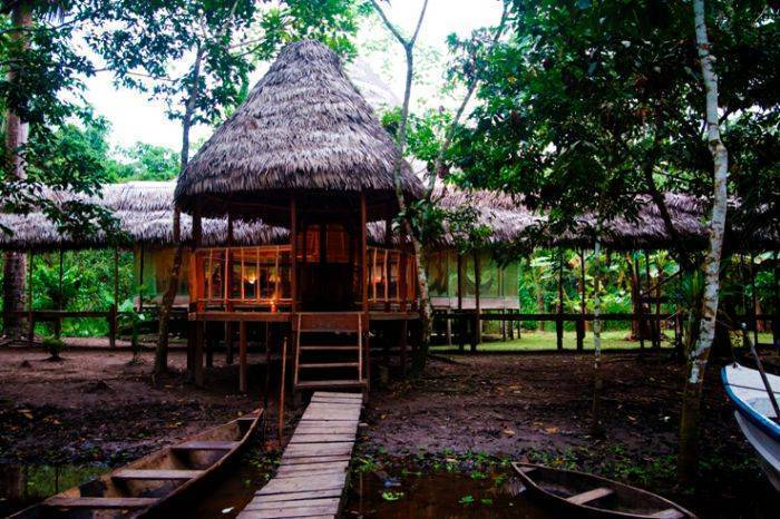 Amazon Reise Eco Lodge, Iquitos, Peru, Peru hotels and hostels