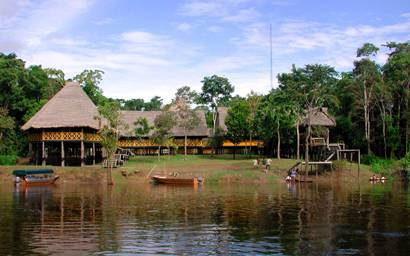 Amazon Yarapa River Lodge, Iquitos, Peru, Peru hotels and hostels