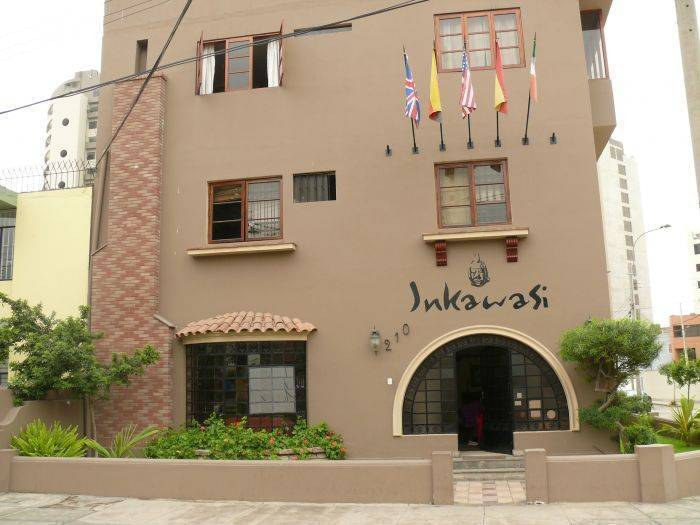Backpacker Inkawasi, Miraflores, Peru, Peru hotels and hostels