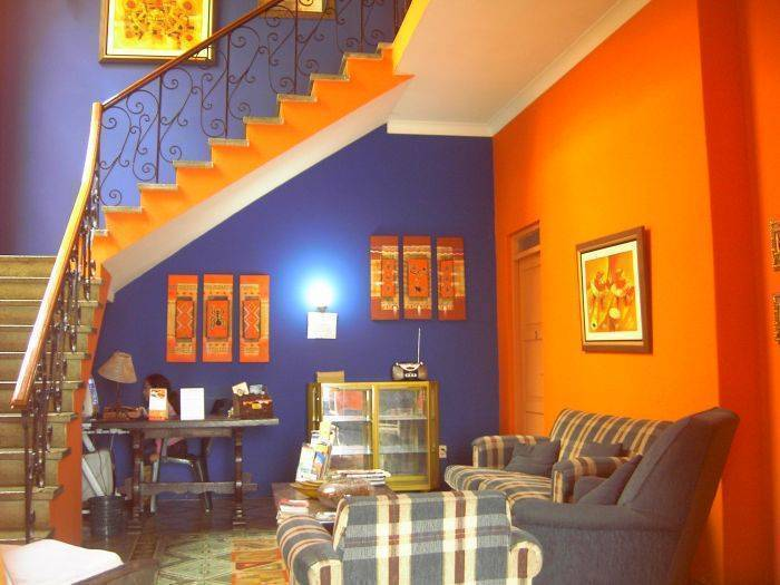 Barranco's Backpackers Inn, Lima, Peru, Peru hostels and hotels