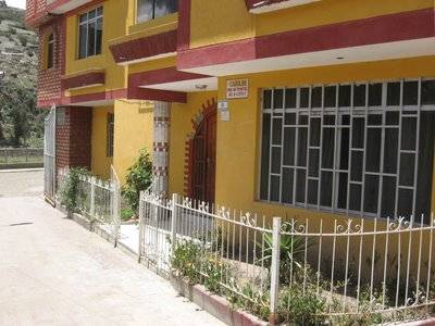 Caroline Lodging Family House, Huaraz, Peru, Peru hotels en hostels