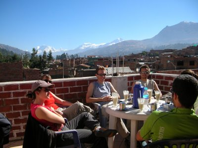 Caroline Lodging Family House, Huaraz, Peru, find hotels with restaurants and breakfast in Huaraz