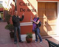 Casa de Avila Hotel, Arequipa, Peru, Peru hotels and hostels