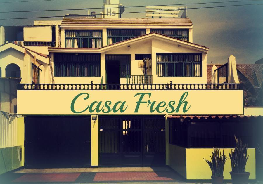 Casa Fresh, Huanchaco, Peru, hotel deal of the year in Huanchaco