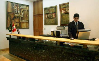 Colon Hotel, Miraflores, Peru, best hotels for solo travellers in Miraflores