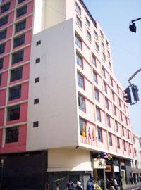 Continental Hotel, Lima, Peru, Peru hotels and hostels