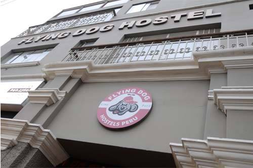 Flying Dog Hostel, Miraflores, Peru, Peru hotels and hostels