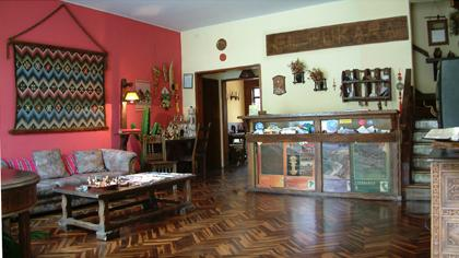 Hostal Pukara, Lima, Peru, first-rate holidays in Lima