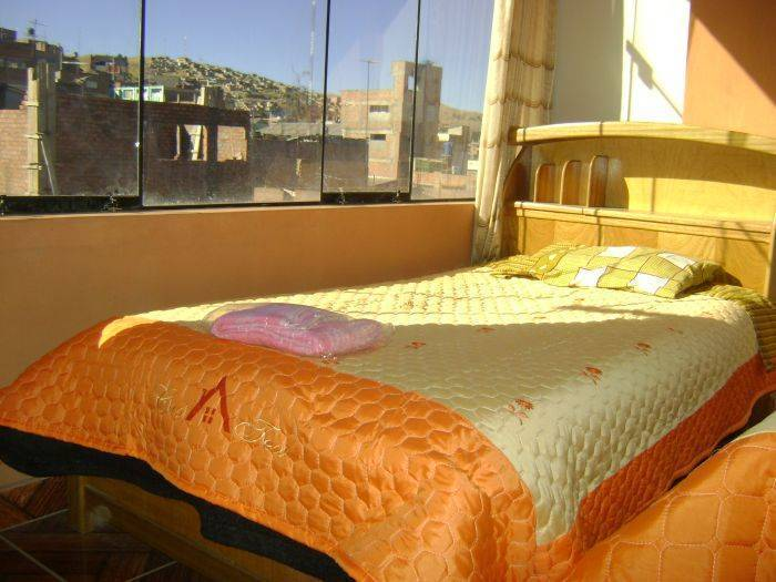 Hostal Residencial Tunupa, Puno, Peru, Peru hotels and hostels