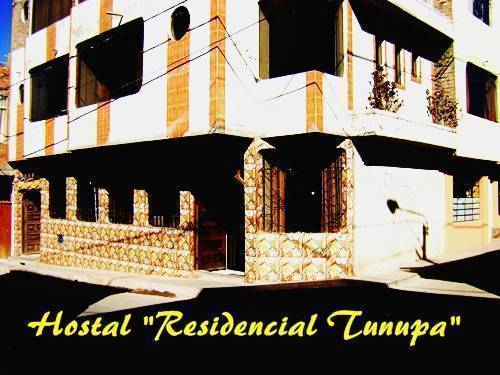 Hostal Residencial Tunupa, Puno, Peru, list of best international hotels and hostels in Puno