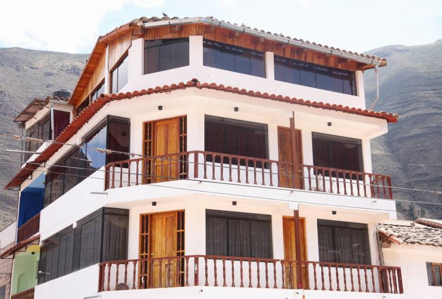 Hostel Coya Shangri-La, Cusco, Peru, scenic hotels in picturesque locations in Cusco