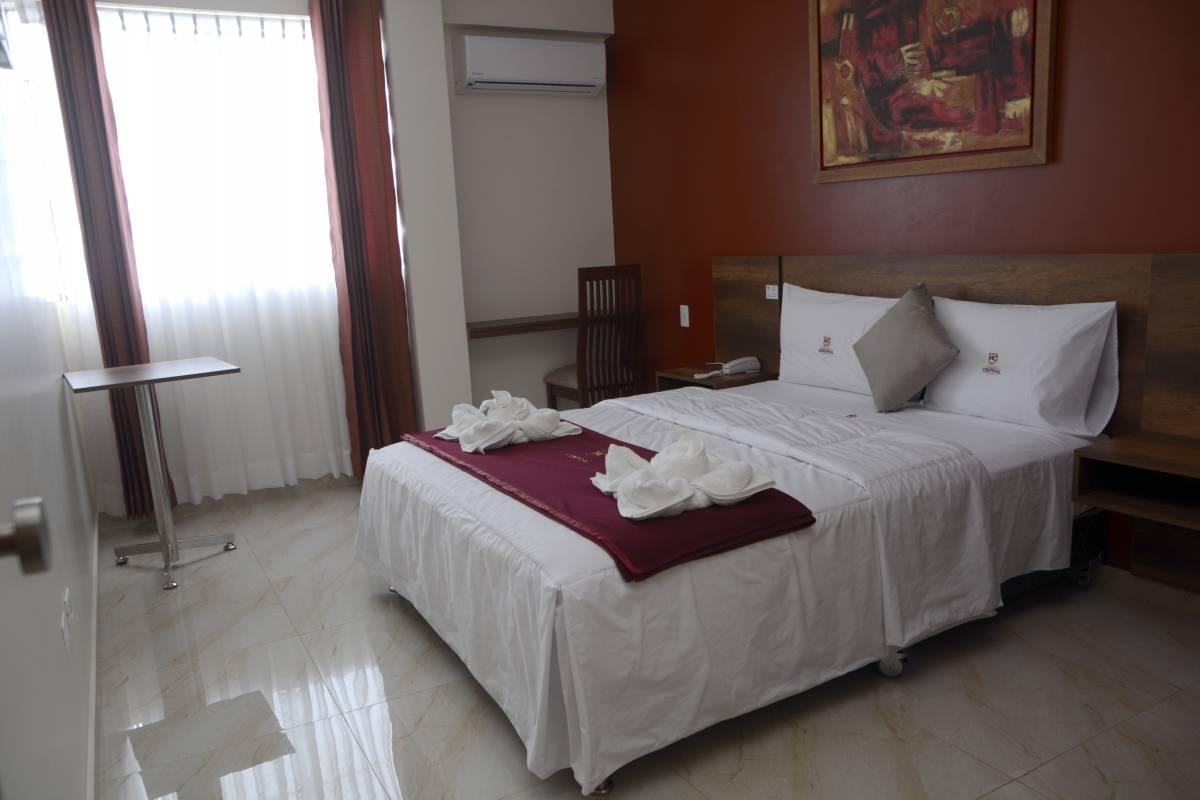 Hotel Central, Trujillo, Peru, Peru hotels and hostels