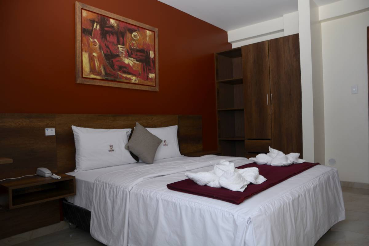 Hotel Central, Trujillo, Peru, affordable guesthouses and pensions in Trujillo