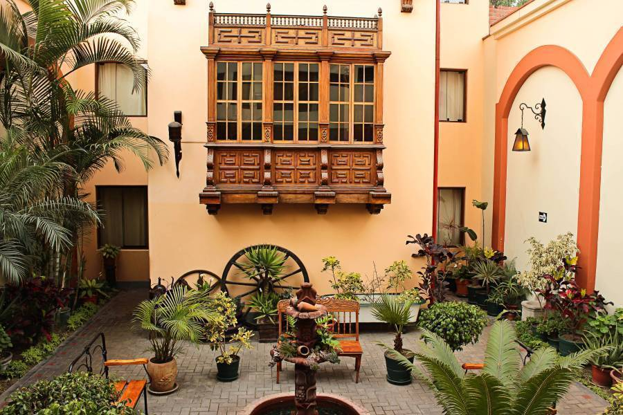 Hotel El Ducado, Lima, Peru, Peru hotels and hostels