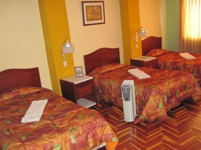 Hotel Europa Inn, Puno, Peru, Peru hotels and hostels