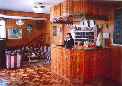 Hotel Maria Angola, Puno, Peru, we compete with the world's best travel sites, book the guaranteed lowest prices in Puno