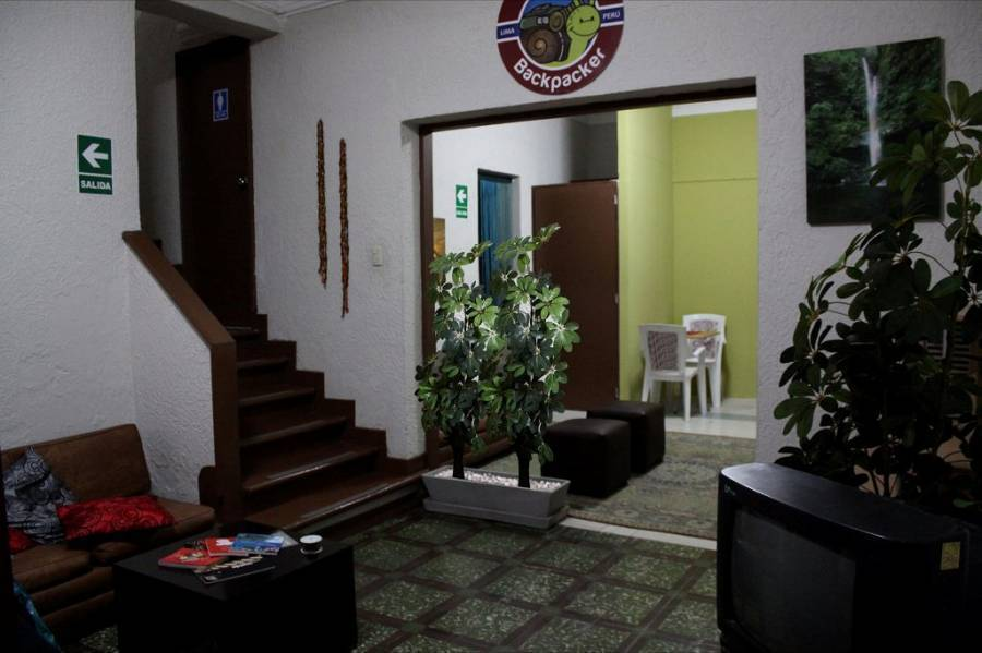 House Inn Backpacker, Miraflores, Peru, book an adventure or city break in Miraflores