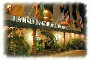 La Hacienda Hotel, Miraflores, Peru, Peru hotels and hostels
