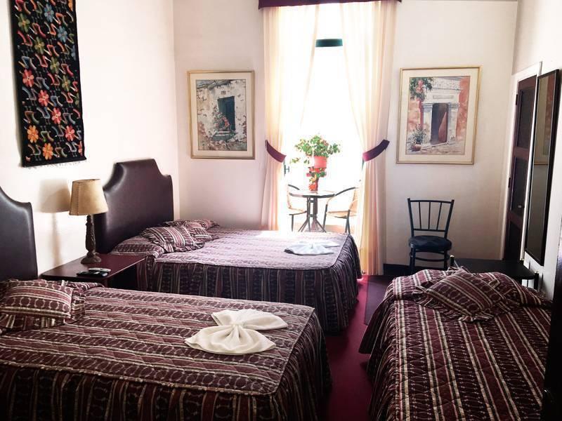 La Posada del Parque, Lima, Peru, Peru hotels and hostels